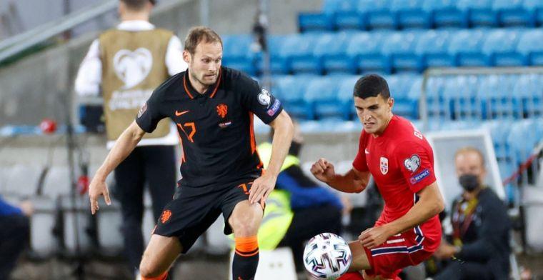 Noorwegen blijft in spoor Oranje, Turkije ontsnapt in minuut 99 (!) tegen Letland