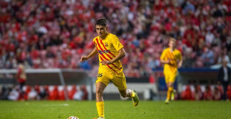 'Pedri staat hoog op verlanglijst Bayern, Barça hoeft zich niet druk te maken'