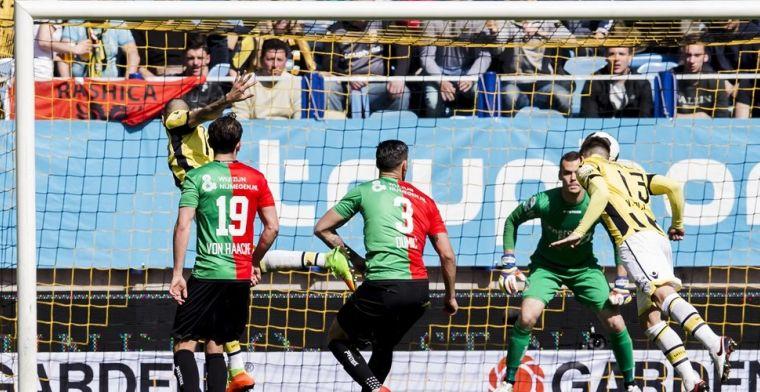 Nijmegen leeft toe naar NEC-Vitesse: acht (!) zondagclubs spelen op de zaterdag