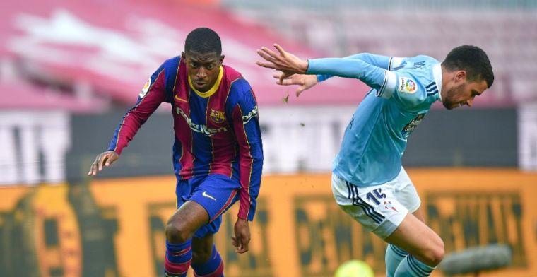 Goed nieuws voor Koeman en Barça: twee aanvallers keren terug op het veld