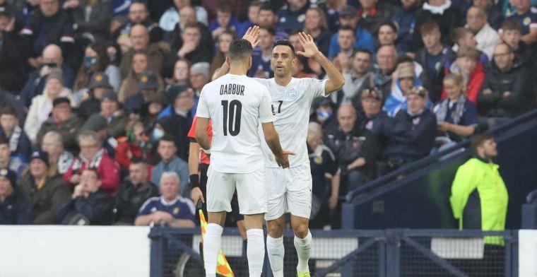 Engeland morst punten, Denemarken al zeker van WK en Zahavi en Tadic scoren