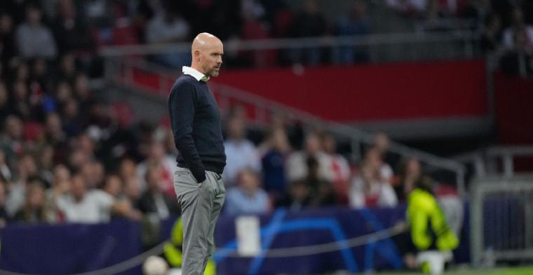 'Ik vind het zo waanzinnig knap wat Ten Hag aan het doen is met Ajax'