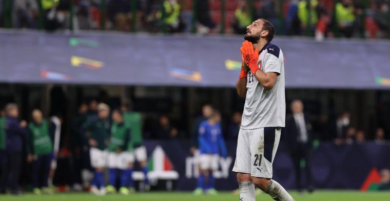 Donnarumma doet belofte over tattoo aan Milan-supporters: 'Oké, vooruit'