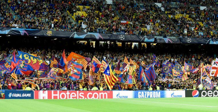 Barça mag stadion weer helemaal vullen van Catalaanse overheid in cruciale week