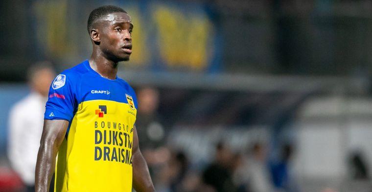 Bangura vertelt over ervaringen in Eredivisie en KKD: 'Dat is het grote verschil'