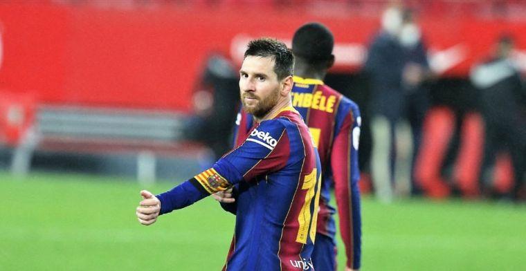 Simeone waagde een poging bij Messi: 'Toen vroeg ik Luis of hij hem wilde bellen'