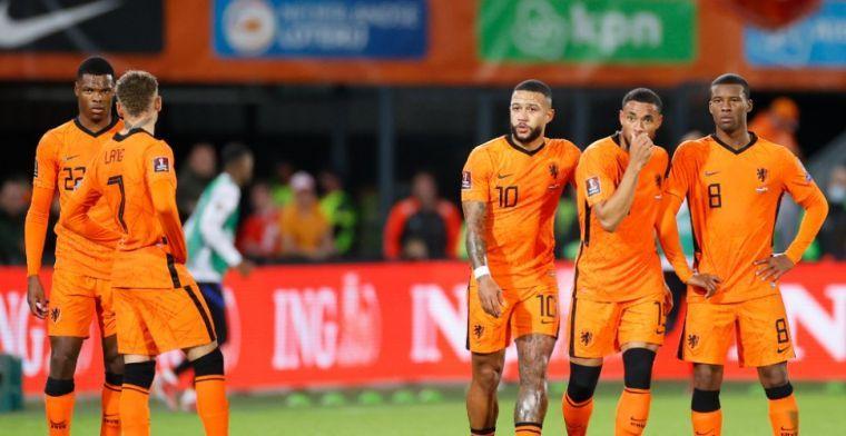 'Van Gaal speelt tegen zijn zin 4-3-3, maar Lang en Danjuma gaven showtje weg'