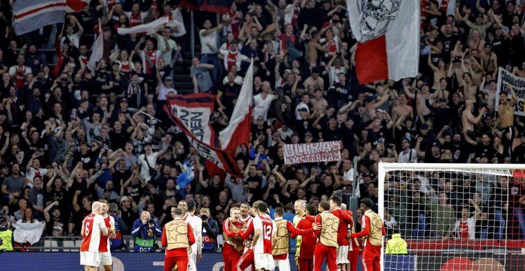 Tickets  Ajax-Dortmund voor woekerprijzen aangeboden: 'Doe het jezelf niet aan'
