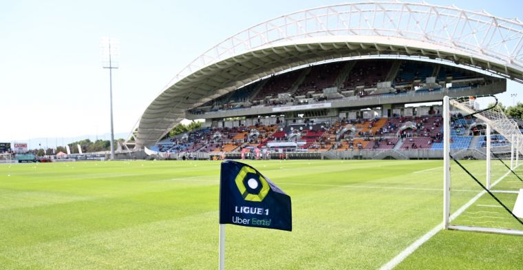 Drastisch besluit Ligue 1: aantal clubs teruggeschroefd van twintig naar achttien