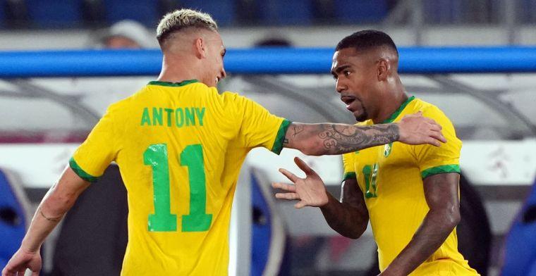 Thiago Silva lyrisch over Ajacied Antony: 'In ruim tien jaar tijd niet meegemaakt'