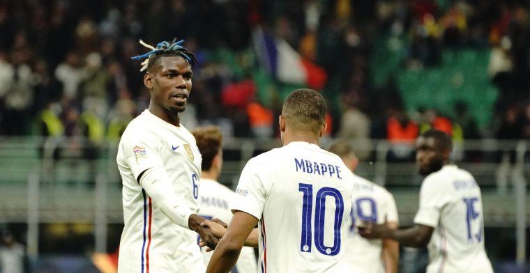 'Pogba lokaas voor Real Madrid-stunt: Spanjaarden azen op Franse driehoek'