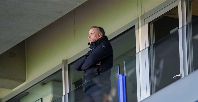 Vitesse moest uitwijken in 1993: 'Nu onvoorstelbaar, maar De Goffert was perfect'