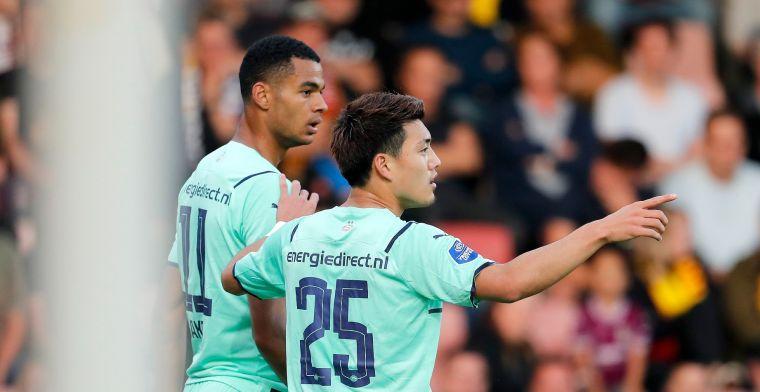 Twee PSV-internationals haken af in belangrijke periode: 'Laatste bal, zei Doan'