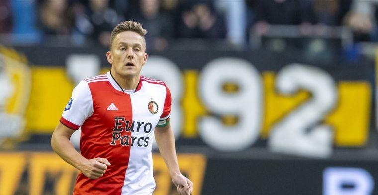 Feyenoord-spelers kwamen er niet uit met clubleiding: 'Werd ons opgedragen'