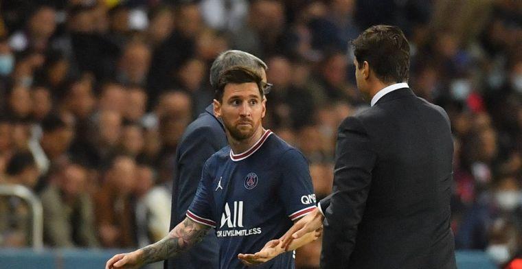 'Hij belde me en vroeg of het me wat leek als Messi gecontracteerd zou worden'