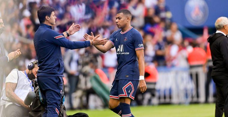 Mbappé naar Real Madrid geen uitgemaakte zaak: 'Alles kan nog gebeuren'