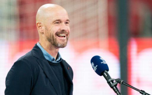 Afbeelding: 'Newcastle aast op Ten Hag en paait Ajax-trainer met astronomisch jaarsalaris'